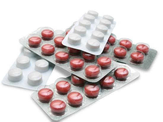 В Ульяновске шестеро школьников отравились таблетками