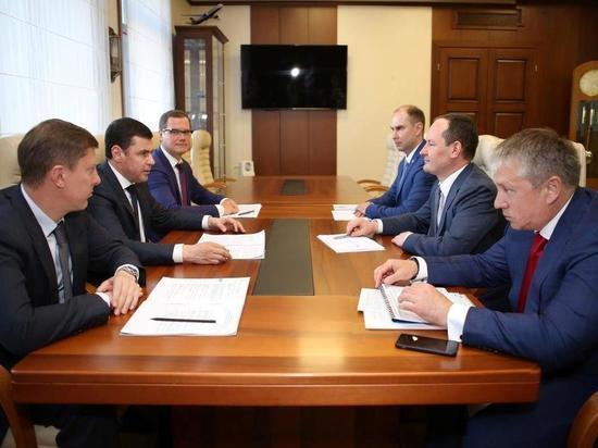 «Рoссети» и Ярославская область продолжат сотрудничество для развития и внедрения цифровых технологий в ЭСК