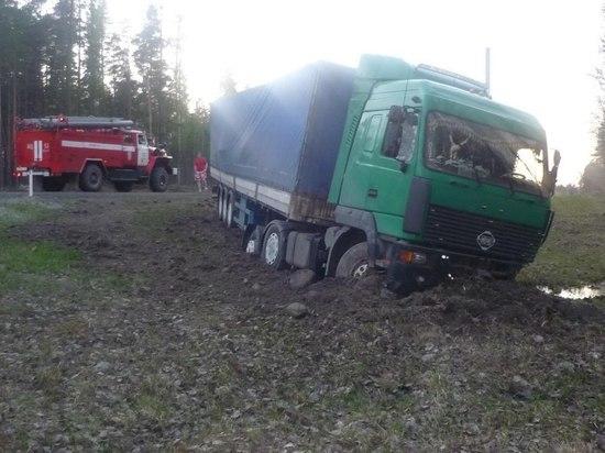 Шесть дорожных аварий за одно воскресенье