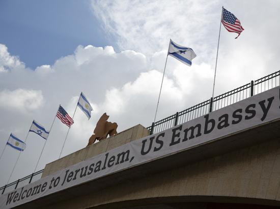 Открытие посольства США в Иерусалиме спровоцировало кровавые столкновения