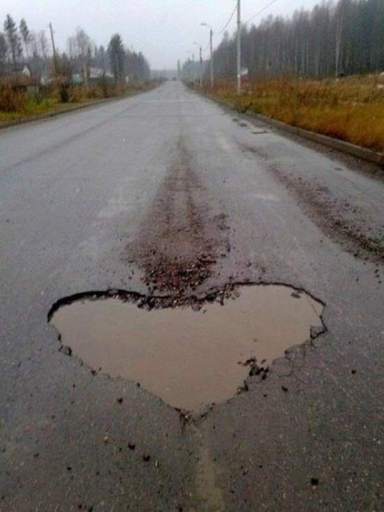 В Тверской области напроверяли дороги на полмиллиона