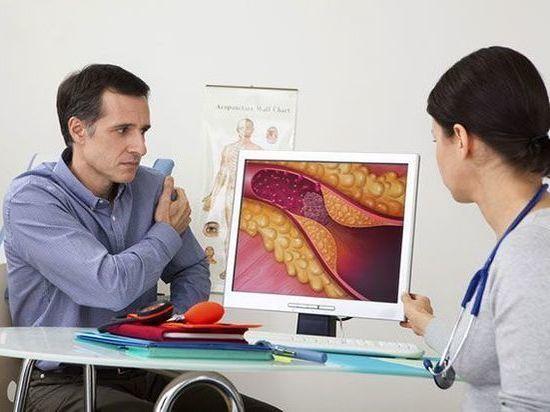 Кардиолог расскажет костромичам об опасности атеросклероза