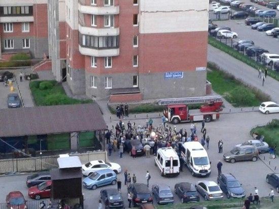 СМИ рассказали, что произошло с домом на Пулковской