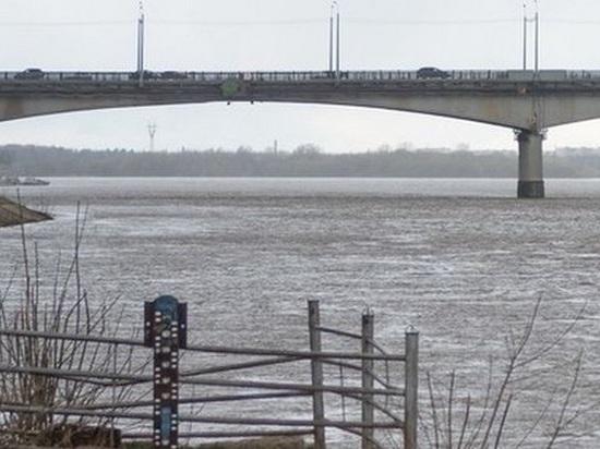 Пик паводка в районе Кирова придется на 15 - 16 мая