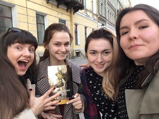 Астраханка стала участницей проекта-победителя ТЭФИ