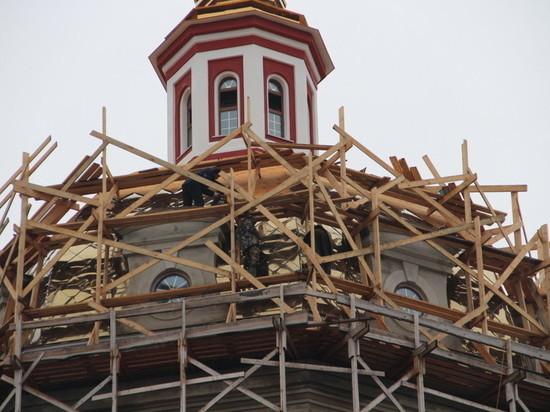 Спасский собор отреставрируют к концу 2019 года