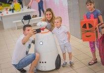 Маленькие жители Саранска подружились с роботами