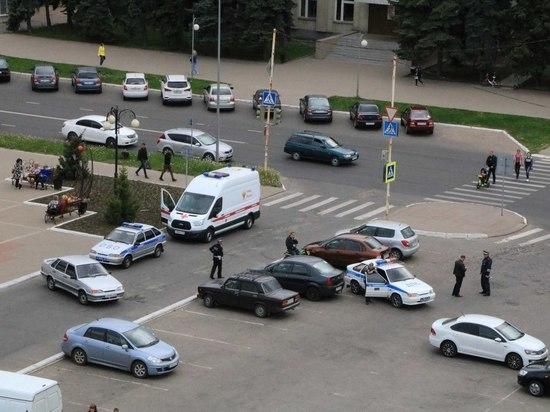 В Курчатове из-за угрозы теракта эвакуировали мэрию