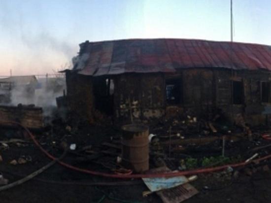 В Переволоцком районе СК расследует дело о гибели 3 человек на пожаре