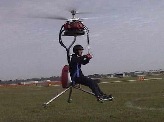 В Твери погоняют на вертолетах