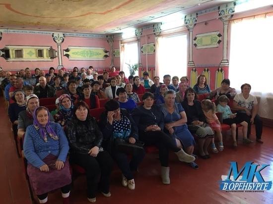 Сход жителей села Новоаширово решил отстаивать школу
