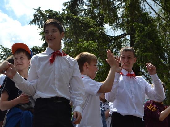 На центральной площади Тамбова состоится Парад детских организаций