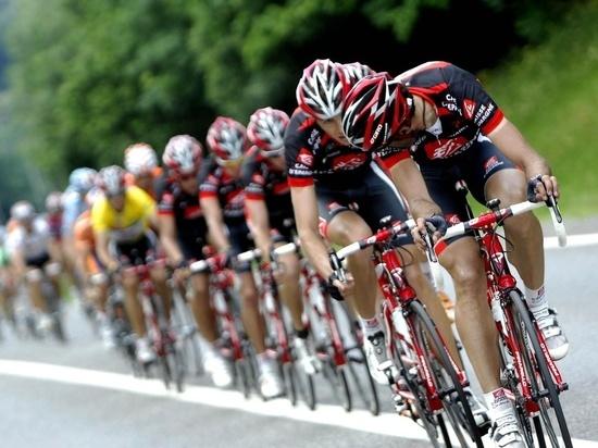 Чемпионат России по велоспорту стартовал в Тамбовской области