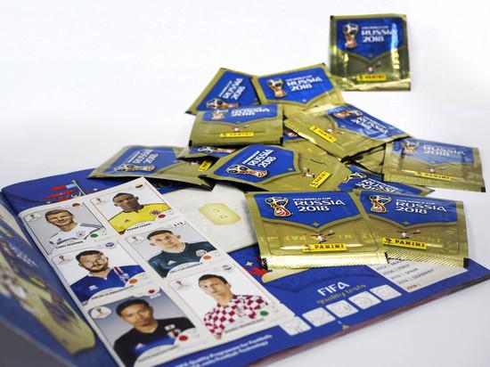 Официальную лицензионную коллекцию наклеек Panini «ЧЕМПИОНАТ МИРА ПО ФУТБОЛУ FIFA 2018™» впервые можно купить в отделениях Почты России