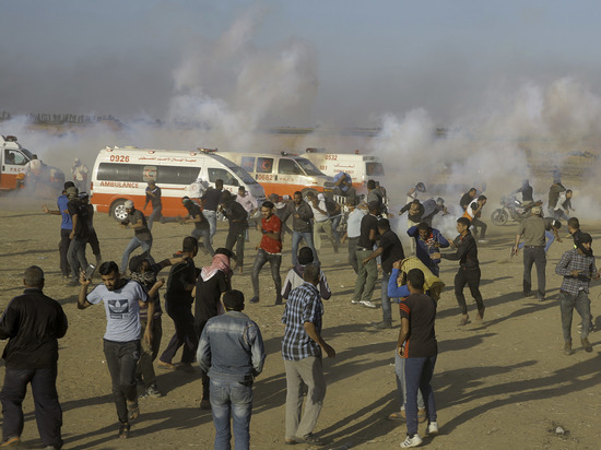 Десятки убитых, тысячи раненых: что происходит на палестино-израильской границе