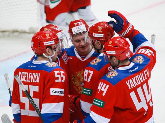 Россия проиграла Швеции в матче ЧМ-2018 по хоккею: онлайн-трансляция