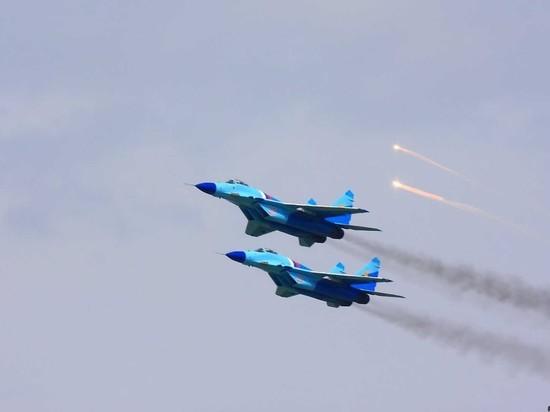 На авиашоу в Тамбове фигуры высшего пилотажа покажут