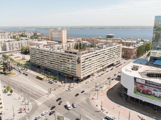В Волгограде остается сухая и жаркая погода