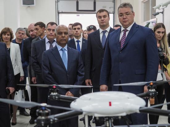 Дроны делают в Ставрополе