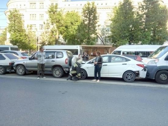 Приехали: массовое ДТП в Туле устроил пьяный друг пьяного водителя маршрутки