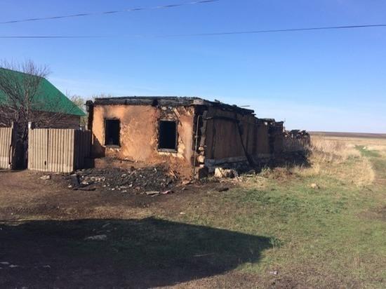Мать сгоревших на пожаре детей в Октябрьском районе вела асоциальный образ жизни