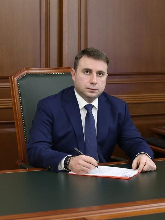 Со 100-летием военного комиссариата поздравляет Глава Серпухова Дмитрий Жариков