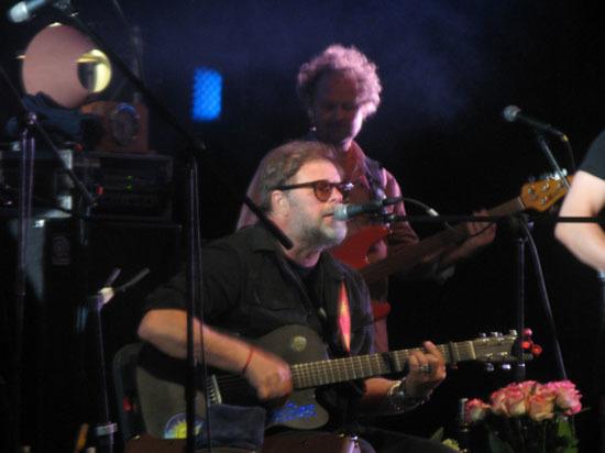 Концерт БГ и группы «Аквариум» прошёл в областном центре в театре драмы