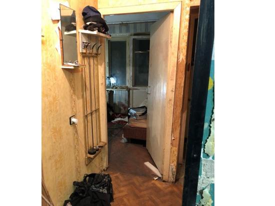 В астраханской квартире разлагался труп