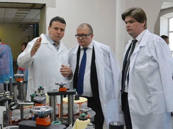 Триста миллионов рублей в виде налогов намерен перечислить Костромской ликероводочный завод за год