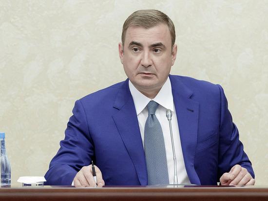 Алексей Дюмин подвел итоги празднования Дня Победы в регионе