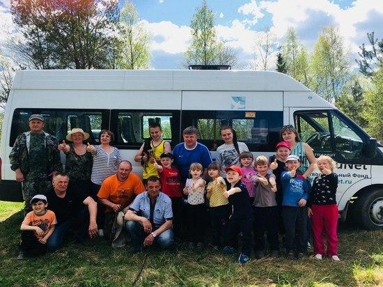 Сотрудники ржевского филиала «Газпрома» привели в порядок братские могилы