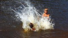 МЧС: Оставаться ребенку одному у воды - смертельно опасно