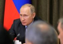Путин приказал сделать С-500