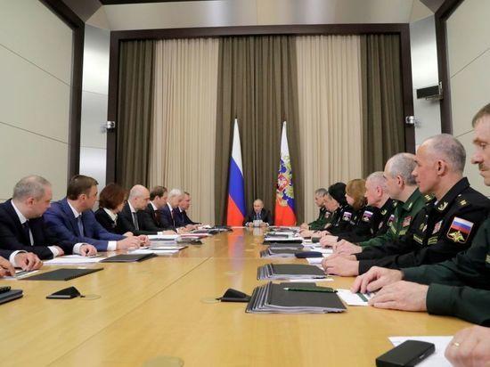 Губернатор Дюмин лично выслушал напутствие президента Путина, адресованное тульской оборонке