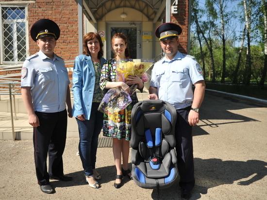 В Казани выписали из больницы женщину, которую в день матча «Рубин» – «Уфа» доставили в роддом сотрудники ГИБДД