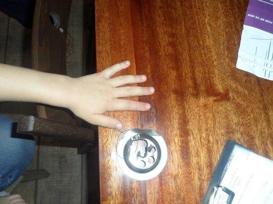 Спасатели помогли 5-летней девочке вытащить палец из слива в ванной