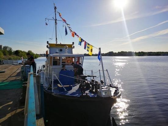 Съемки глобального мультимедийного проекта «Великие реки России» начались в Твери