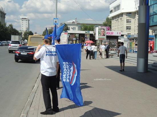 В свердловском отделении «Единой России» скандал из-за «списка Тунгусова»