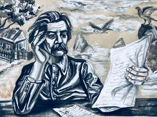 Закончилось голосование по конкурсу рисунков «Нижний Новгород – родина Максима Горького»