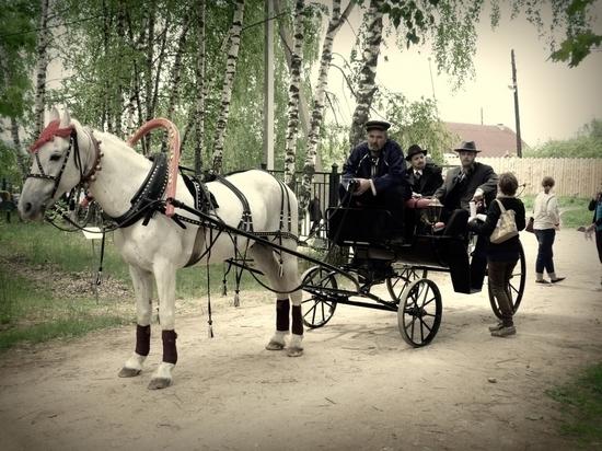 В Тверской области старинный парк в Домотканово приглашает на праздник