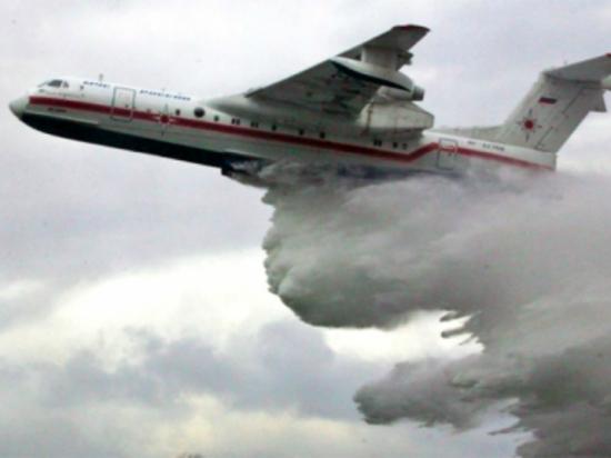 Уральцев от лесных пожаров будет защищать Бе-200