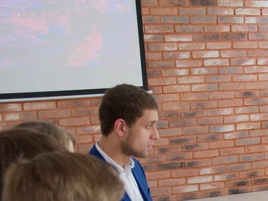 Станислав Воскресенский пообщался с ивановской молодежью в рамках проекта «Губернаторские лекции»