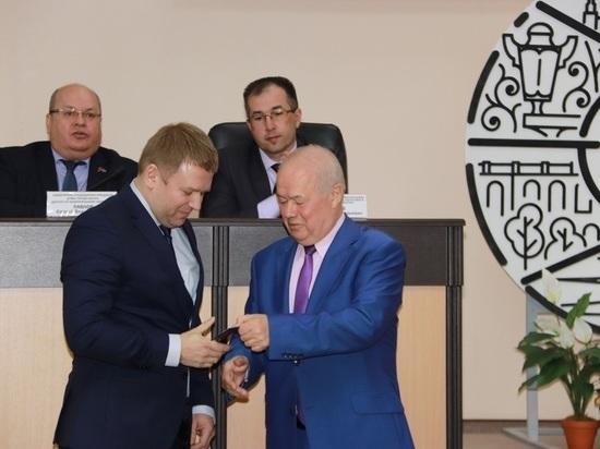 В Думе Калуги новый депутат