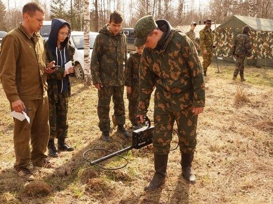 900 человек начали поисковую деятельность в Тверской области с наступлением весны
