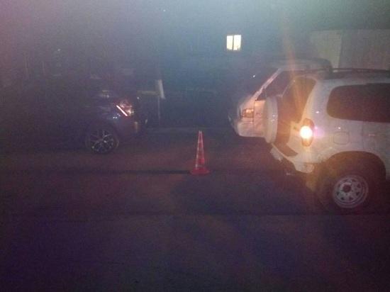 В Самаре автомобилист сбил 5-летнюю девочку во дворе