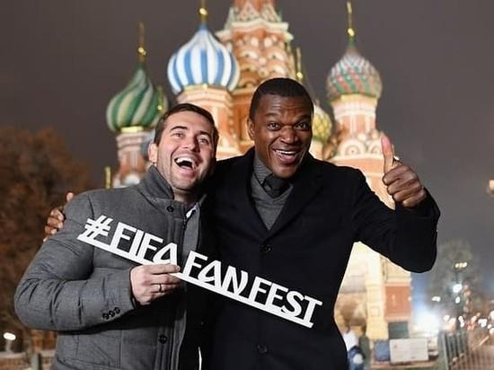 В Самару на фестиваль болельщиков ФИФА могут приехать Кержаков и Десайи