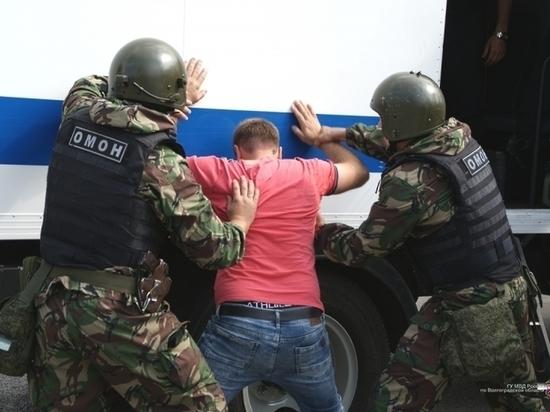 Волгоградская полиция открыла «сезон охоты» на торговцев смертью