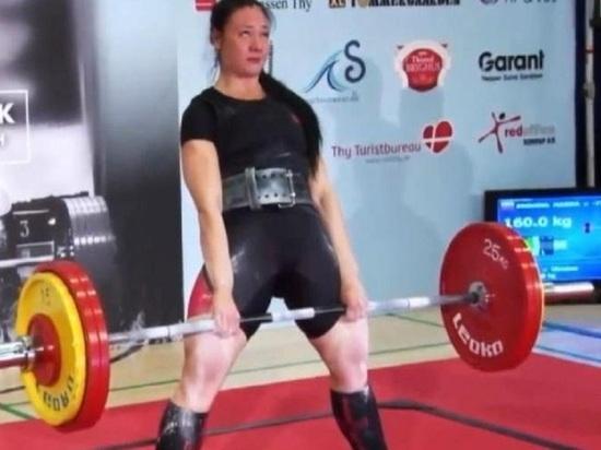 Архангелогородка стала одной из сильнейших женщин Европы