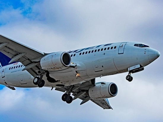 В авиакомпании «Нордавиа» новый «Боинг»