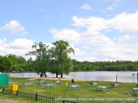 Купальный сезон в Тамбове стартует 1 июня